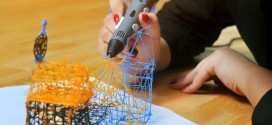 Amazing!!! Magic 3D Printing pen.