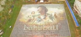 'Baahubali' poster breaks Guinness World Record