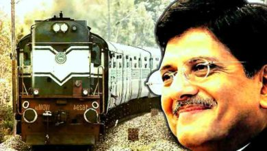 Piyush_Goyal_ISRO_train