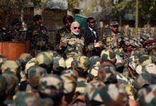 Narendra Modi visits gurez