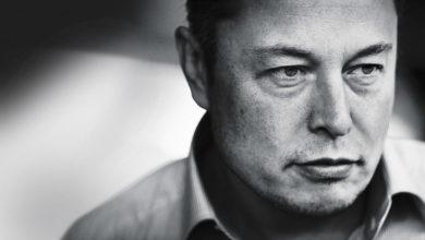 Elon-Musk Falcon 9 space x