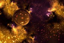 cosmic gold neutron star collision