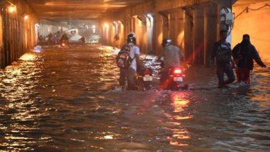 Chennai flood 2017