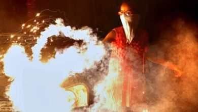 Diwali Delhi firework morning reporter kerala