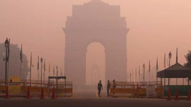 Delhi-air-pollution-india-gate-morningreporter