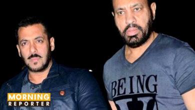 Salman Khan's Bodyguard