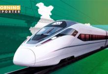 Land acquisition for Bullet train