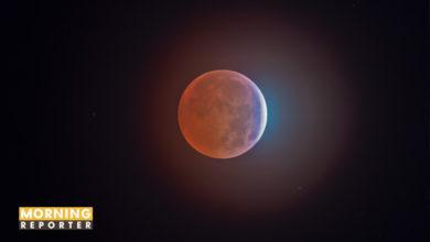 Lunar Eclipse or Chandra Grahan