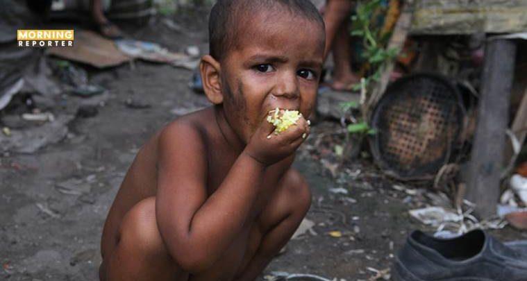 undernourished