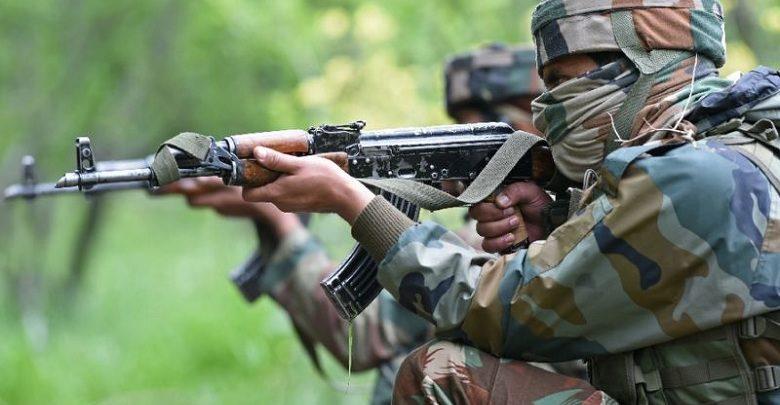 Naga border indian army assault