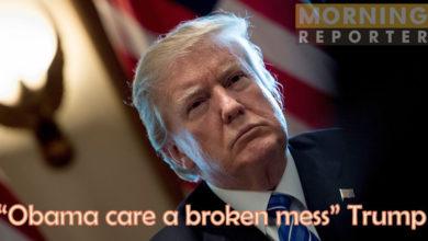 Obamacare trump stop
