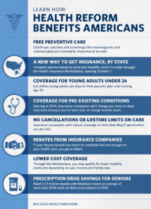 Obamacare advantages