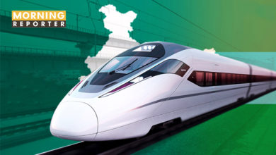 Land acquisition for Bullet train