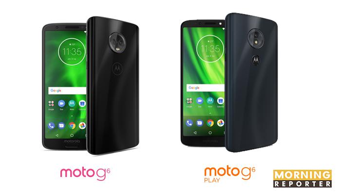 Moto G6, Moto G6 Play