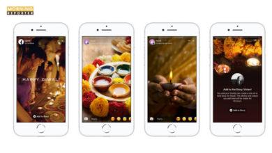facebook diwali stories
