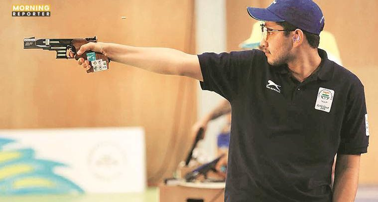 ISSF WORLD CUP shooting-anis