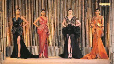 The Autumn Winter Lotus-Makeup India Fashion Week
