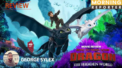 How To Train Your Dragon:The Hidden World Review