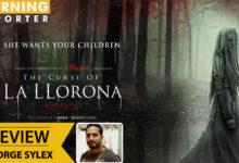 The Curse Of La Liorona- Review